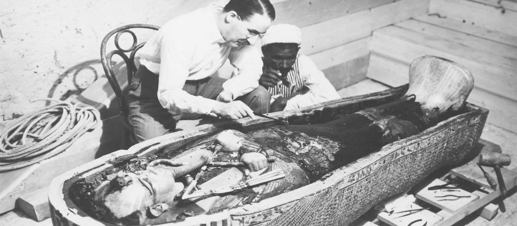 Tomb Tutankhamun